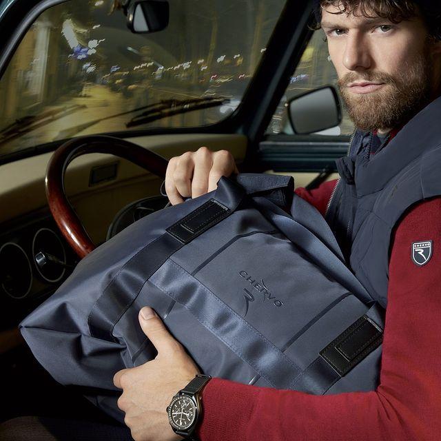 bolsos y mochilas para hombre chervo